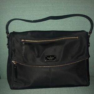 Black Kate Spade handbag/crossbody
